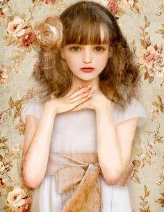 Ideas Doll Face Illustration Art Prints For 2019 Art Prints, Miharu, Surreal Art, Illustration Character Design, Female Art, Art Girl, Illustration Art, Childrens Art, Beautiful Art