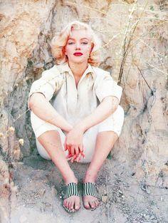 Marilyn Monroe Au natural. (born Norma Jeane Mortenson; June 1, 1926 – August 5, 1962)