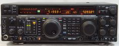 Yaesu FT-1000MP Mark V Field HF All Mode Transceiver