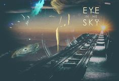 EYE in he SKY ID by Official Ali TEKAY | PREMIUM ART WORKS