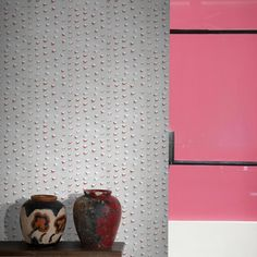 Luxurious modern wallpaper by Scandinavian design company, FEATHR, is now available at The Pattern Collective Minimalist Wallpaper, Modern Wallpaper, Kids Wallpaper, Geometric Wallpaper, Wall Wallpaper, Designer Wallpaper, Scandinavian Wallpaper, Scandinavian Design, Elle Decor