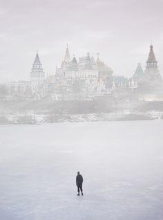 Beautiful Mysterious Russia