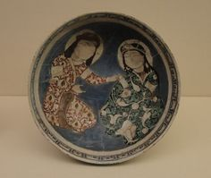 Posts about Kashan pottery written by Sir G Ancient Near East, Turkish Art, Oriental, Islamic Art, Middle Ages, Art And Architecture, Pottery Art, Archaeology, Persian