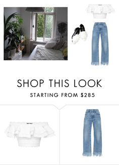 """""""Untitled #229"""" by dianehoneyd ❤ liked on Polyvore featuring Alexander McQueen and 3x1"""