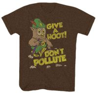 SMOKEY THE BEAR: POLLUTER $19.95