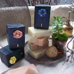 Natural soaps that smell wonderful not like chemicals!   #americanmadeebaysweeps