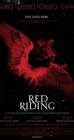 Red Riding: In the Year of Our Lord (2009) - Directed by Julian Jarrold (1974), James Marsh (1980) and Anand Tucker (1983) / David Peace (novel), Tony Grisoni (screenplay)
