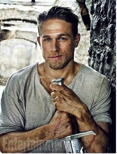 Charlie hunnam Knights of the round table