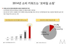 2014년 소비 키워드는 '모바일 쇼핑' . http://www.mezzomedia.co.kr/upload_dataFile/news/3655_20140115100041.pdf