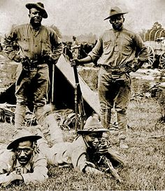 BUFFALO SOLDIERS' NORTHERN OUTPOST