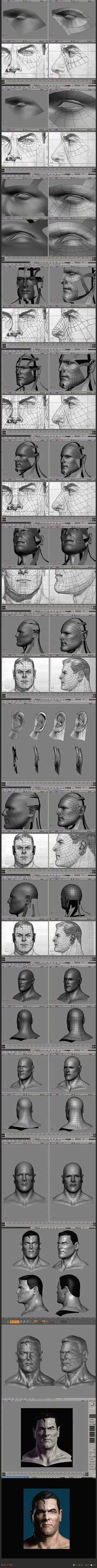 Picked up by CGchips. 2D,3DCG tutorials and 3Dprinter news site. http://cgchips.com/: