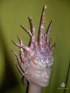 Crazy Fashion, Samba, Dance Costumes, Burlesque, Fashion Ideas, Unique, Party, Jewelry, Carnival
