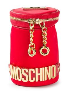 Shop Moschino logo clutch in Bernardelli from the world's best independent boutiques at farfetch.com. Over 1000 designers from 300 boutiques in one website.