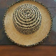 5c3922c8f6391 Accessories - Brand new Leopard print sun hat! Sun Hats