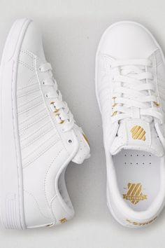 AEO K-Swiss Hoke 50th Sneakers, Women's, Size: 9, White
