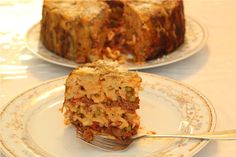 timballo di anelletti siciliani - why have I never heard of this or eaten it before?