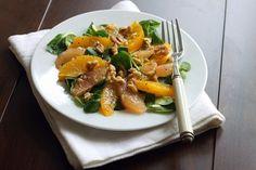 10 salater til juleand og flæskesteg | Tilbehør julemad >> Broccoli Pesto, Vitamin C, Pasta Salad, Food And Drink, Ethnic Recipes, Dressings, Christmas, Crab Pasta Salad, Xmas