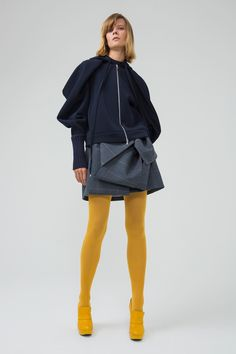 Dice Kayek Pre-Fall 2018 Fashion Show Collection