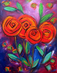 Recent paintings done in 2011 -  Ronnie Biccard Artist - The Joy of Life