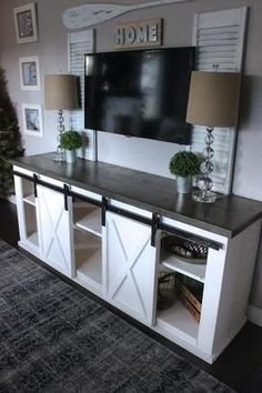 Coolest Ideas Repurposing An Old TV Stand