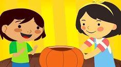 pumpkin videos for preschool - YouTube