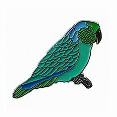 Parrolet's Parrot