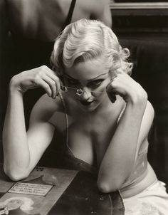 Madonna - Rolling Stone by Steven Meisel, 1991
