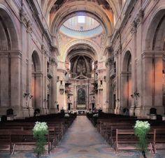 Basílica_Do_Convento_De_Mafra by Maria Clara Eusebio Rodrigues   PODIUMFOTO