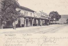 Bahnhof Bad Salzschlirf 1903