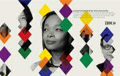 IBM - Diversity Campaign