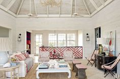 21 Living Rooms That Do Beach-Inspired Decor Right Photos | Architectural Digest