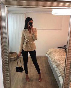 Winter Fashion Outfits, Work Fashion, Fall Outfits, Summer Outfits, Fashion Fashion, Luxury Fashion, Business Casual Outfits, Cute Casual Outfits, Stylish Outfits