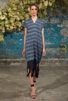 Ulla Johnson Spring 2016 Ready-to-Wear Fashion Show