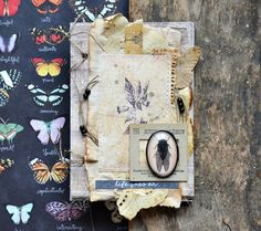 Botanical card | Papierowy wymiar