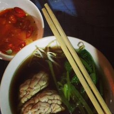 head/brain soup #streetfood #vietnamese #food #hanoi