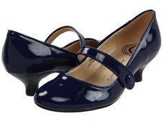 Gabriella Rocha Ginger Navy Patent Leather - 6pm.com