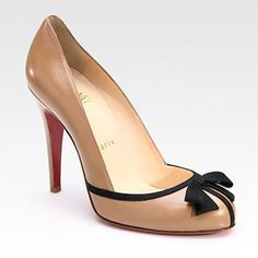 Louboutin Lavalliere Bow
