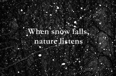 24 Snow Quotes