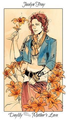 Art by Cassandra Jean, Jocelyn Fray