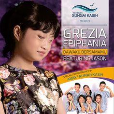 Grezia Epiphania – Bawaku BersamaMu (2017) [iTunes Plus AAC M4A] Praise And Worship Songs, Itunes, Christian, Christians