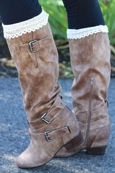 These Freaking Boots! So freaking adorable <3 I must get these they are only 20 bucks!