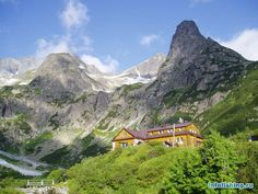 Slovak mountains.