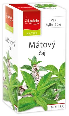 Natur Mátový čaj