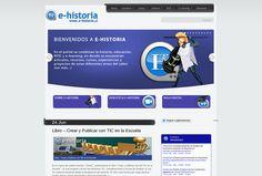 http://www.e-historia.cl via @url2pin