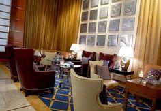 Lobby sitting area at the Dallas Renaissance Hotel. #dallashotels #renhotels