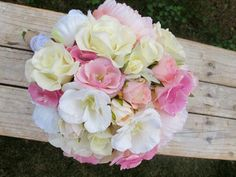 Pink And White Weddings, Pastel Pink, Big Day, Peonies, Marie, Wedding Flowers, Floral Wreath, Wreaths, Bridal