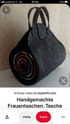 Abstract, Bags, Fashion, Purses, Moda, Fashion Styles, Taschen, Totes, Hand Bags