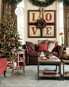 English Holiday - Ballard Designs