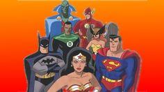 Justice League (no Brasil e em Portugal, Liga da Justiça) é uma série de desenho animado ameri...
