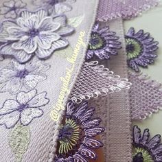 Thread Art, Needle And Thread, Embroidery Neck Designs, Needle Lace, Bargello, Baby Knitting Patterns, Diy And Crafts, Blog, Christmas Projects